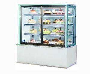 Cake Display Refrigerator Dessert Display Freezer pictures & photos