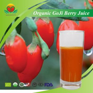 Manufacture Supply Organic Goji Berry Juice pictures & photos
