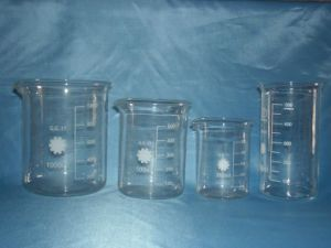 Quartz Beaker with Graduation/Quartz Volumetric Flask
