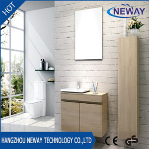 Modern Simple Design Melamine Bathroom Furniture Cabinet pictures & photos
