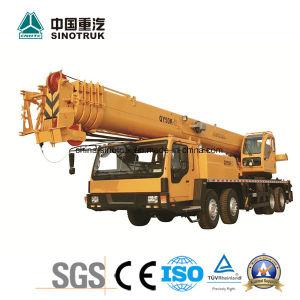 Hot Sale HOWO Hoist Mobile Truck Crane with Qy50V