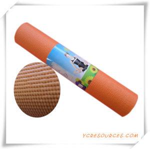 PVC Yoga Mat/PVC Sports Mat for Promotion pictures & photos
