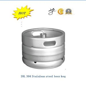 20L 304 Stainless Steel Beer Keg with Best Quality pictures & photos