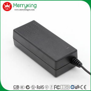 60W 12V5a Desktop Adapter with UL, cUL, FCC, GS, CE, PSE, SAA, Kc etc Approval & 2 Years Warranty pictures & photos