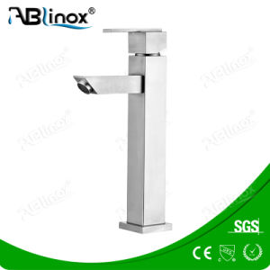 Stainless Steel Bathroom Basin Faucet (AB009) pictures & photos