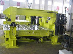 PU Automobile Carpet Foaming Line pictures & photos