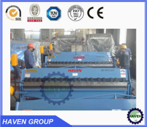 WH06-1.5X3050 Manual Type Steel Plate Bending and Folding Machine pictures & photos