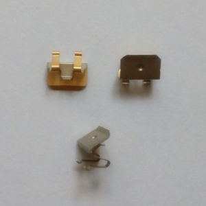 C2680 Copper Metal Stamping Parts for Mobile Phone pictures & photos