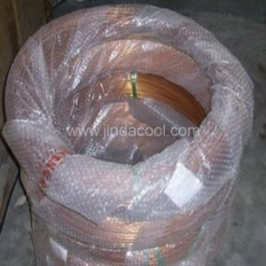 Air Conditioning Refrigeration Copper Capillary Tube ASTM B360 pictures & photos
