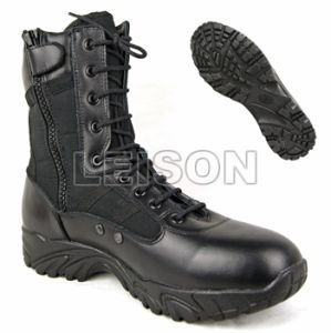 Military Jungle Army Boots with ISO Standard (JX-45-1) pictures & photos