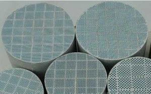Silica Carbide Diesel Particulate Filter Ceramic Honeycomb Filter pictures & photos
