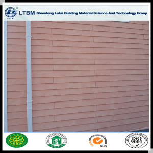 Wood Grain External Decorative Fiber Cement Siding Board pictures & photos