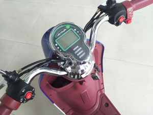 Aima 60V 800W Electric Mobility Scooter (AM-Diol) pictures & photos