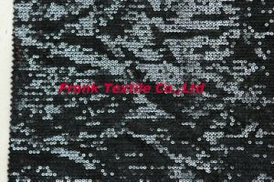 Sequin Embroidery Fabric-Flk235