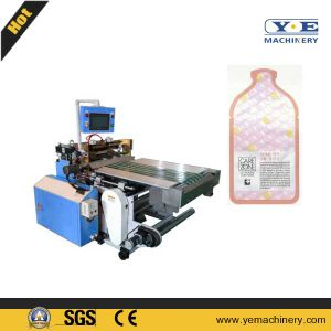 Automatic Figure Irregular Plastic Bag Die Cutting Machine (YX series) pictures & photos