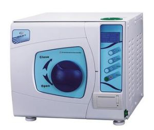 Dental Autoclave with Built-in Printer LCD Display 23L (SUN23-II-LD) pictures & photos