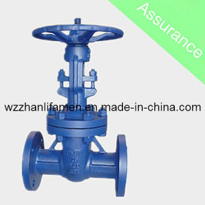 Gate Valve Z41h-F7 (API, DIN, GB) pictures & photos