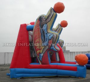 Inflatable Basketball Fever Shooting Games, Inflatbale Sport Games (B6042) pictures & photos