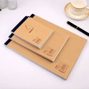 Elastic Band Paper Cover Notepad pictures & photos