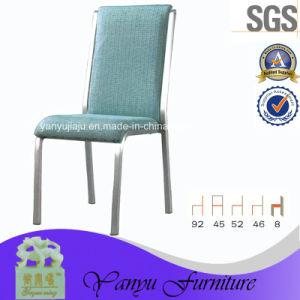 Blue Design Modern Hotel Wedding Restaurant Steel Chair