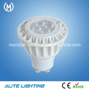 CE MR16 GU10 Dimmable LED Spotlight LED Lamp (AS08-7WD)
