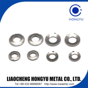 A2 A4 Ss304 Ss316 Metal Flat Washer Spring Washer pictures & photos