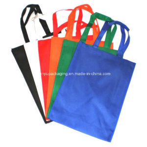 Colorful Non Woven Sacks with Handles pictures & photos