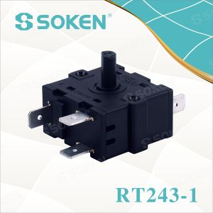 5 Position Rotary Switch for Heater (RT243-1) pictures & photos