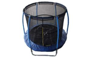 Hrt-8FT Trampoline with safety Enclosure for Kids and Adults Play pictures & photos