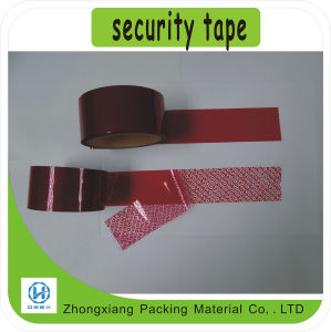 New Product Security Tape (zx121)
