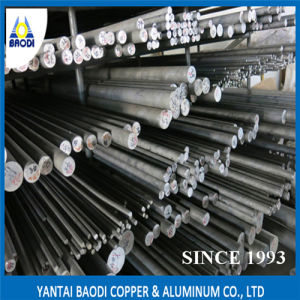 Aluminum Round Bar 6061, 6063, 6082 pictures & photos