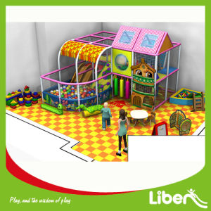 Top Brand Commercial Customized Plastic Toy Indoor Soft Playground pictures & photos