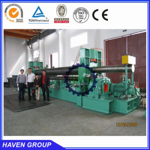 universal sheet bending and rolling machine W11S-25X3200 pictures & photos
