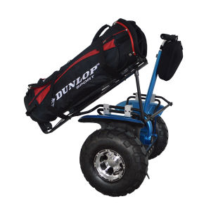 High Quality Self Balancing Golf Scooter with Golf Holder pictures & photos