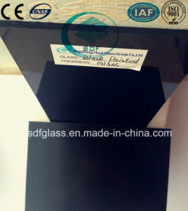 Black Painted Glass with Ce, ISO pictures & photos