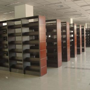 High Quality School Library Furniture Steel Bookcase Bookshelf pictures & photos
