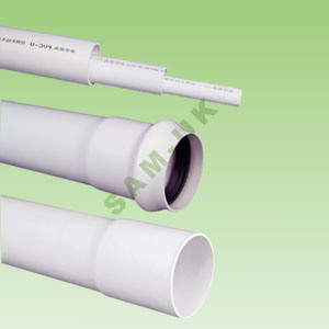 UPVC ASTM Standard Pipe for Drainage pictures & photos