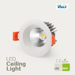 High Quality LED Light Warranty 2 Years 7W COB Recessed LED Spotlight Use Shop Fitting Lighting Embedded LED Ceiling Spotlight pictures & photos