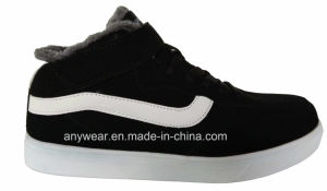 Men′s skateboard shoes lifestyle casual footwear (816-6982) pictures & photos