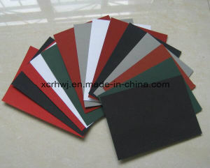 Black Color Insulation Vulcanized Fibre Sheet for Electrical Motors, Electrical Appliances, Transformers/Electrical Motors, Electrical Appliances