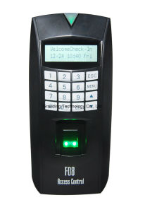 Biometric Fingerprint Access Control System with Time Attendance (F08) pictures & photos