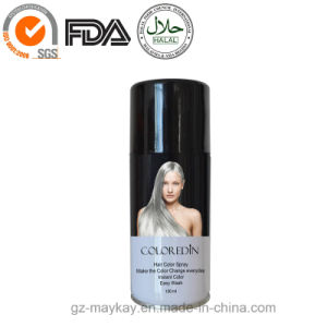 Hair Color Spray (White) pictures & photos