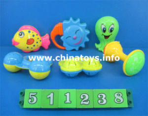 Educational Toys Newest Plastic Baby Bell Set (511232) pictures & photos
