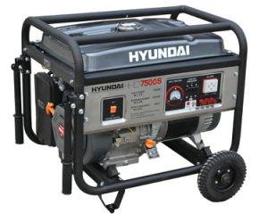 Air-Cooled Gasoline Generator Set Made in China pictures & photos
