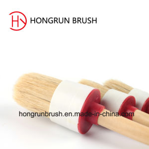 Round Bristle Paint Brush (HYR001) pictures & photos