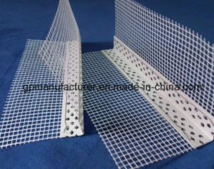 PVC Corner Bead with Fiberglass Mesh or PVC Corner Bead pictures & photos