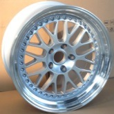 Aluminum Car Alloy Replica BBS Wheel Rims pictures & photos