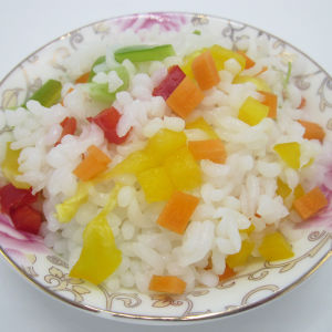 Konjac Shirataki Rice for People with High Blood Pressure