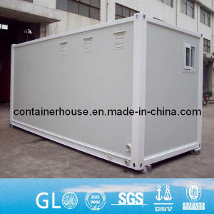 20′ Foldable EPS PU XPS Rockwool Glasswool Container House Toilet Office Cabin pictures & photos