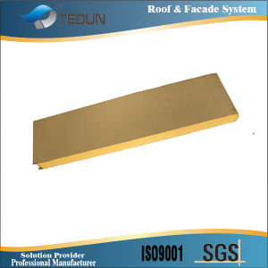 PU Sandwich Panel for Roofing (Alu PU970) pictures & photos